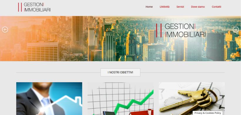 NTTWeb GestioniImmobiliariSrl, real estate